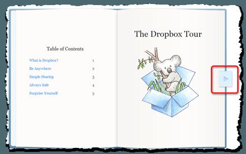 обзор Dropbox