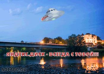 Обзор ЯндексДиска