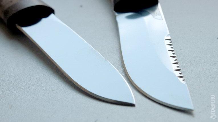 Заточка ножа. Нож универсальный.