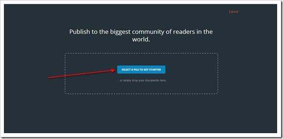 как создать флеш-книгу онлайн