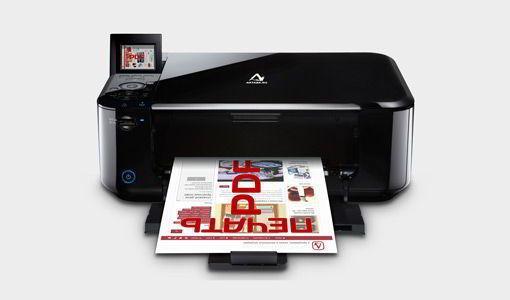 Печать PDF-файлов и чертежей