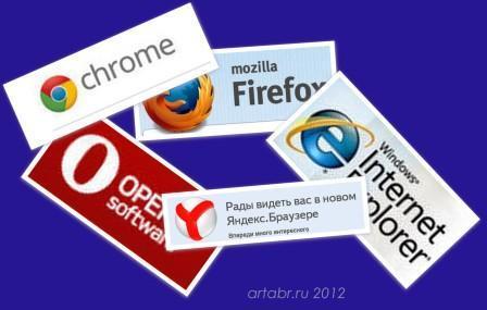 какой браузер выбрать