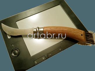 Заметка о ноже и увлечениях