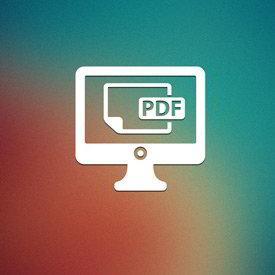 Какие бывают PDF
